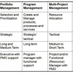 Program Manager e Project Manager: differenze tra i ruoli