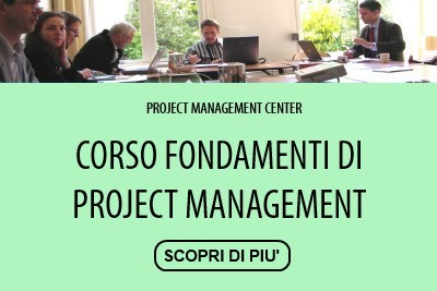 corso project management base