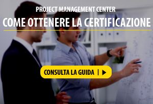 certificazione project manager
