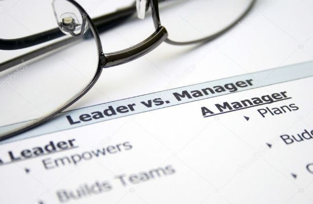 differenza manager leader