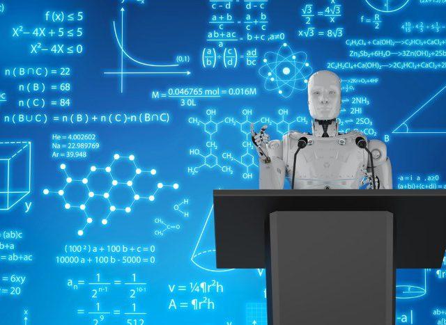 intelligenza artificiale nella formazione
