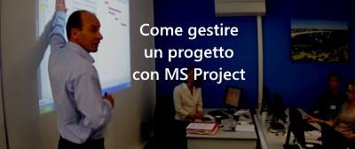 aula corso project