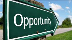 opportunità di progetto e rischi positivi