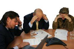 errori nelle riunioni