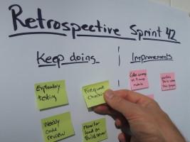 retrospettiva dello sprint