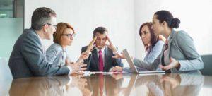trattare conflitti nel team