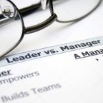 Differenza tra Leader e Manager