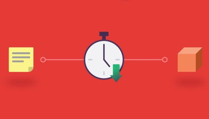 riduzione tempo di ciclo